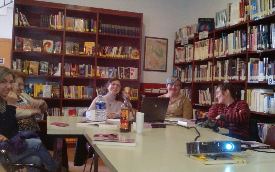 Blanca y Elisa, presentación en Rubielos de Mora