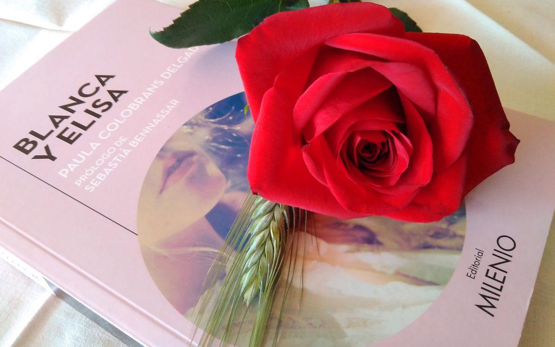 Blanca y Elisa: Sant Jordi 2019
