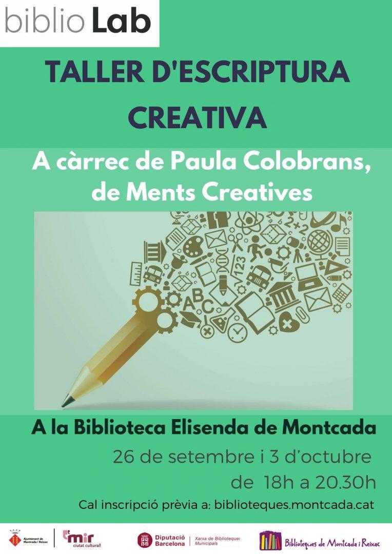 Escriptura Creativa Bibliolab