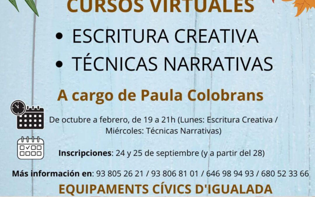 TÉCNICAS NARRATIVAS I (curso virtual)