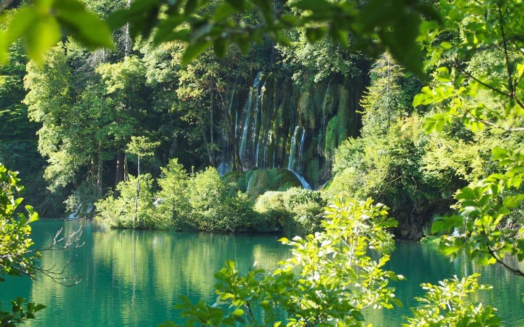 El llac maragda