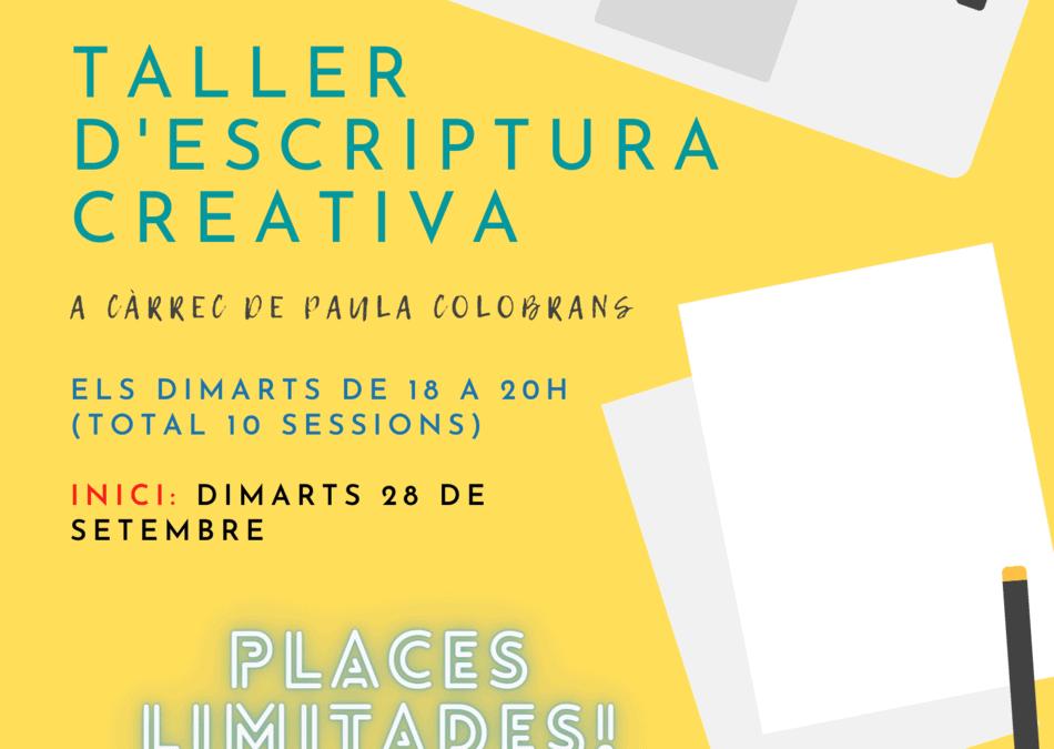 Escriptura Creativa. Biblioteca Tirant lo Blanc, Montgat